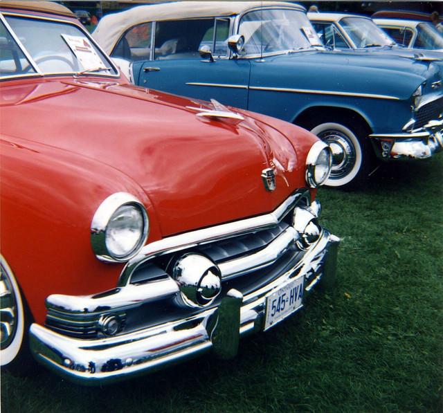 Old Automobiles | Fujipet EE